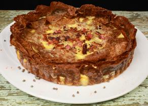 Tarte Sarrasine Recipe